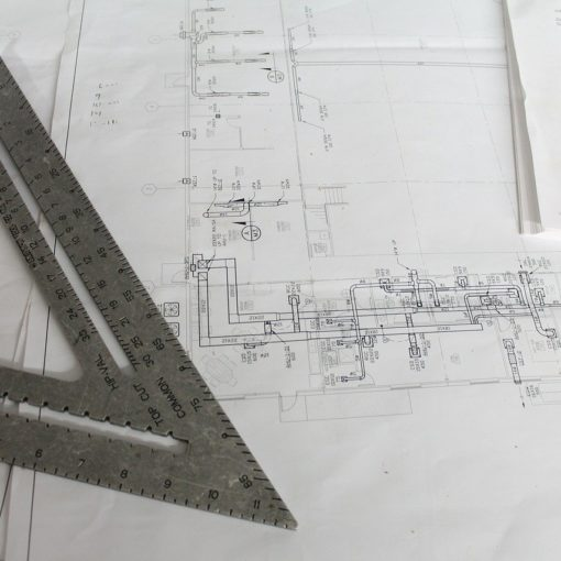 Construction Plans Square Plan